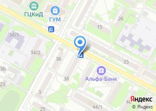 Компания «ГоСотделение» на карте