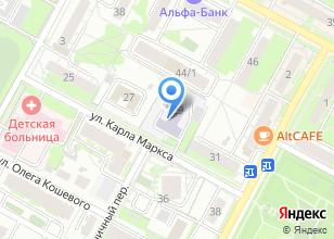 Компания «Городской Центр Детского Творчества» на карте