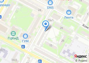Компания «Zabava» на карте