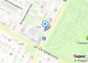 Компания «НЬЮФИТНЕС» на карте