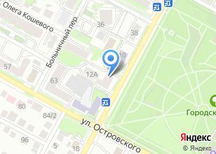 Компания «ЛОР практика» на карте