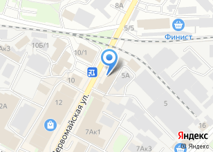 Компания «Фортуна торговая фирма» на карте