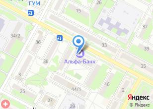 Компания «Бердский хлебокомбинат» на карте