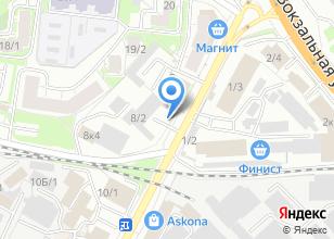 Компания «Партерра» на карте