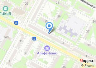 Компания «SV company» на карте