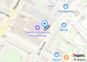 Компания «АБС-Бьюти» на карте