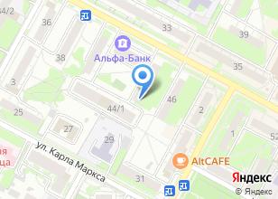 Компания «Вымпел+» на карте