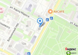 Компания «СпецПоставка» на карте