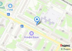 Компания «Игры почемучек» на карте