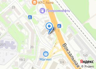 Компания «Отделение №4 Межрайонный отдел государственного технического осмотра и регистрации автомототранспортных средств №1 ГИБДД ГУВД по Новосибирской области» на карте