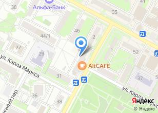 Компания «Decorici-Сибирь» на карте