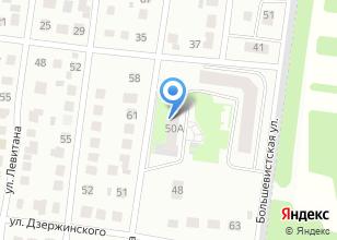 Компания «Хансик» на карте