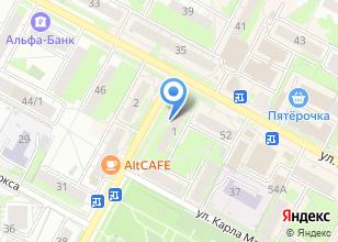 Компания «Научно-техническая библиотека» на карте