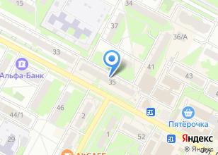 Компания «Арт Про» на карте