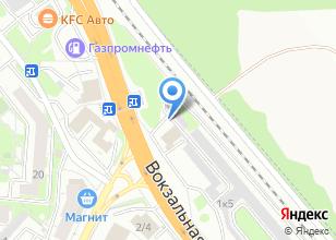 Компания «НСК-Техник» на карте