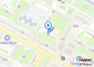 Компания «АльянсКредитБрокер» на карте