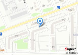 Компания «МедКабинет» на карте