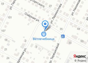 Компания «Управление ветеринарии Искитимского района Новосибирской области» на карте