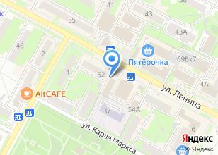 Компания «МОНРО» на карте