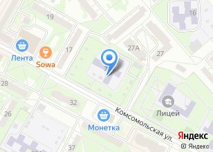 Компания «Детский сад №3 Журавушка» на карте