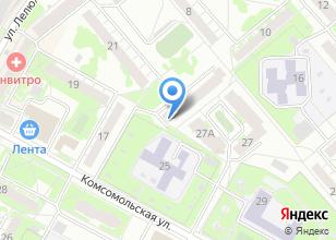 Компания «Выше Солнца» на карте