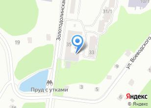 Компания «Сибизолстрой» на карте