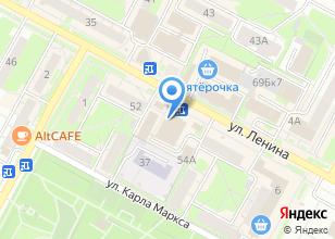 Компания «Центр Снабжения» на карте