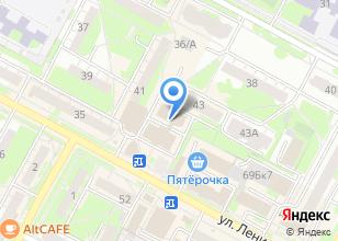 Компания «Clasna» на карте