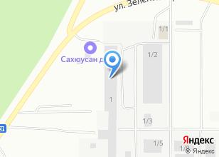Компания «Пробиотики Сибири» на карте