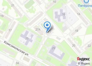 Компания «Spa-studia» на карте