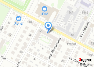 Компания «ТехСтройКомплект» на карте