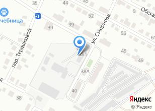 Компания «Инженерная геодезия» на карте