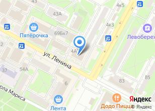 Компания «ЕВРОSERVICE» на карте