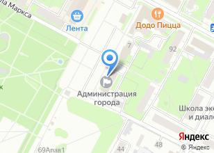 Компания «Совет депутато» на карте