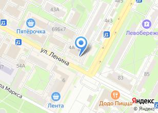 Компания «Сияние» на карте