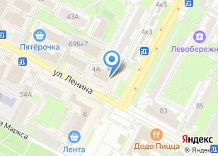 Компания «РОБОТЕКС» на карте