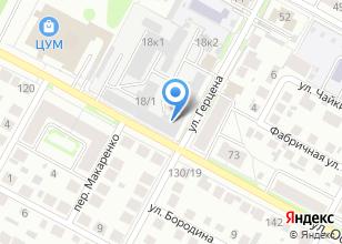 Компания «ДезЦентр» на карте