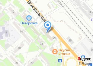 Компания «Промтехпроект» на карте