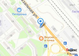 Компания «СагориМоторс» на карте