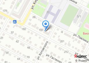 Компания «Сибирские продукты» на карте