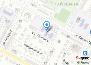 Компания «Детский сад №19 Шустрик» на карте