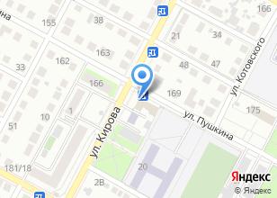Компания «Центр Муниципальных Услуг г. Бердска, МБУ» на карте