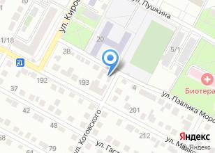 Компания «Мастерская по ремонту стартеров и генераторов» на карте