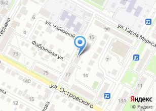 Компания «Сварщик» на карте