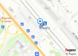 Компания «Железнодорожный вокзал» на карте