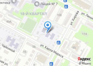 Компания «Детский сад №24 Пчелка» на карте