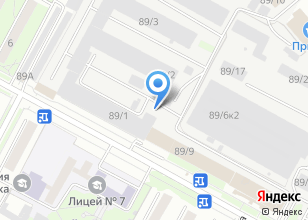 Компания «ДеНаКом» на карте