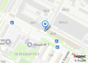 Компания «Сибирский знахарь» на карте