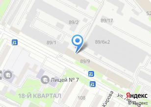 Компания «Мобильный Мастер» на карте