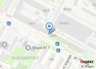 Компания «Талекс Принт» на карте